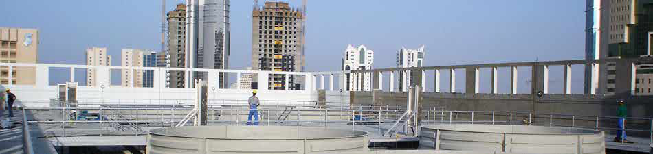 Qatar Cool - District Cooling Plant